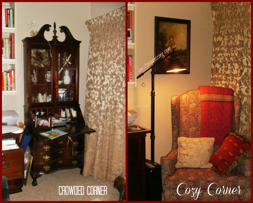 before and after interior redesign